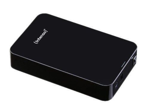Disque dur portable Intenso Memory Center 3,5 4000Go USB 3.
