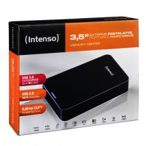 Disco duro Externo Intenso Memory Center 3,5 4000GB USB 3.