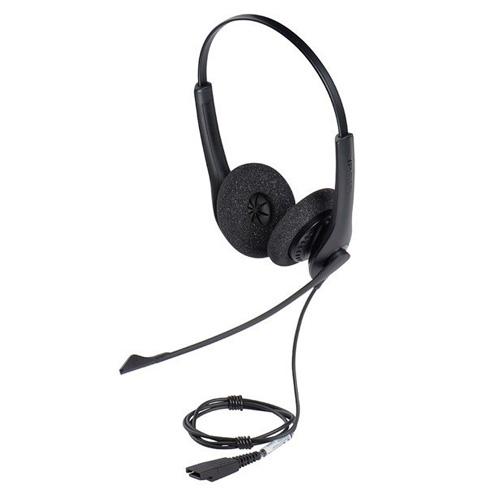Auriculares - Auricular Jabra BIZ 1500 Duo conector qd