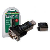 Comprar Adaptadores - DIGITUS ADAPTADOR USB 2.0 PARA SERIE DA-70156