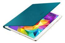 Comprar Accesorios Samsung Galaxy Tab S - Funda tipo libro para Samsung Galaxy Tab S 10.5 Electric Azul EF-DT800BLEGWW