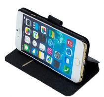 Comprar Accesorios  Apple iPhone 6 / 6 Plus - Funda c/ Soporte Shiny Apple iPhone 6 Negro