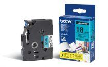 Comprar Consumibles POS - BROTHER FITA 25MM AZUL/PRETO