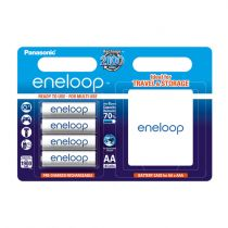 buy Rechargeable battery - Recharg. battery 1x4 Panasonic Eneloop Mignon AA 1900 mAh +