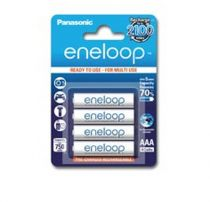 buy Rechargeable battery - Recharg. battery 1x4 Panasonic Eneloop Micro AAA 750 mAh