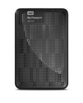 Comprar Discos Duros Externos - Disco externo Western Digital WD USB 3.0 1TB My Passport AV-TV Negro WDBHDK0010BBK-EESN