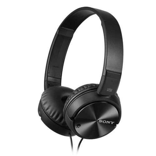 Cascos Sony MDR-ZX110NAB Negro