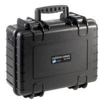 buy Other brands cases - B&W International Type 4000 Black + pre-cut foam