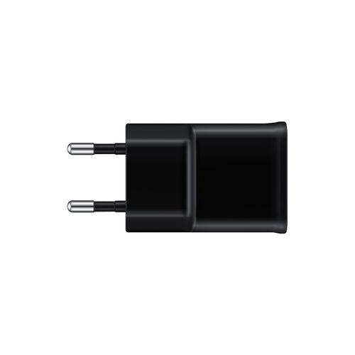 Samsung Chargeur EP-TA12EBEQG (Noir, 2A, microUSB 3.0)