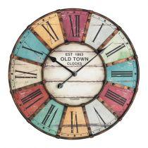Comprar Relojes y despertadores - Despertador TFA 60.3021 Vintage XXL Design Wall Clock