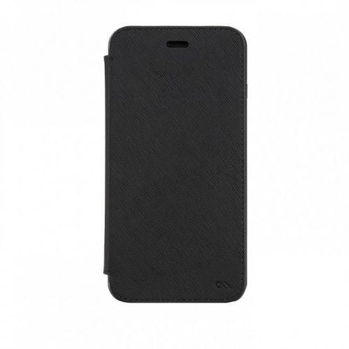 Funda tipo libro Apple iPhone 6 Plus case-mate Stand Negro CM03144