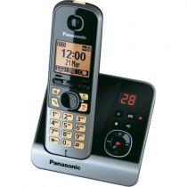 Comprar Teléfonos Inalámbricos DECT  - Telefono Panasonic KX-TG6721 GB