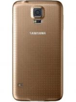 achat Accessoires Galaxy S5 mini  - Trappe Battérie Samsung Galaxy S5 mini Gold GH98-31984D