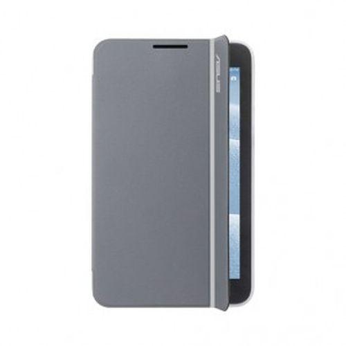 Funda para Asus MemoPad7 ME170C/ME70C/FE170 Magsmart gris/blanco