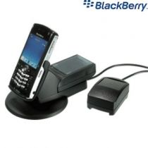 Comprar Cargador sobremesa Blackberry - BlackBerry Powerstation + Extra Batería Charge 8100, 8110, 8 ASY-12733-002