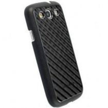 Comprar Acessórios Galaxy S3 mini i8190 - Krusell Faceplate Alucover for Galaxy S3 grid black