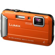 Comprar Camaras Digitais Panasonic - Panasonic Lumix DMC-FT30 orange