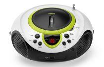 Comprar Radio Cassettes y reprodutores CD - Radio CD Lenco SCD-38 USB verde SCD38USBG