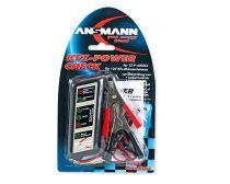 Ansmann Probador de bateria coche 12V