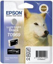 Comprar Cartucho de tinta Epson - Epson Cartucho Tinta GRIS CLARO STYLUS PHOTO R2880 C13T09694010