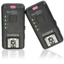 buy Remote releases - Kaiser MultiTrig AS 5.1 Radio Trigger Set for Camera & Flash