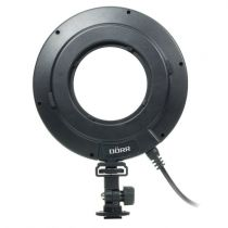 Comprar Antorcha Video - Dorr LED DRL-232 Ring Light + Batería Box 371025