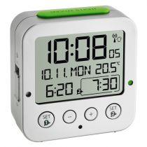 achat Horloge - TFA 60.2528.54 Bingo Funk Wecker + Temperatur