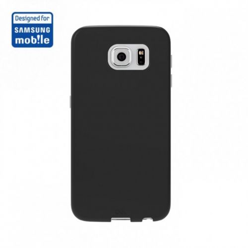 Capa case-mate Barely There | Samsung Galaxy S6 | Preto | CM03235