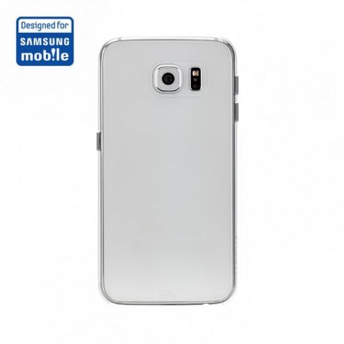Capa case-mate Barely There | Samsung Galaxy S6 | clear | CM03235