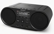 achat Radio CD Cassette - Radio CD Sony ZS-PS50B Noir