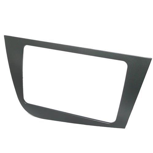 Soporte autoradio d/d Seat Leon 2012 > gris antracita . Leon ST 2014 >