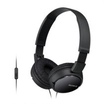 buy Sony Headphones - Sony MDR-ZX110APB Headphones dobrável with Microphone