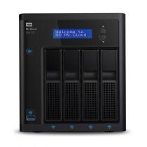 Comprar Backup / NAS - Carcasa NAS Western Digital My Cloud EX4100 0TB EMEA WDBWZE0000NBK-EESN