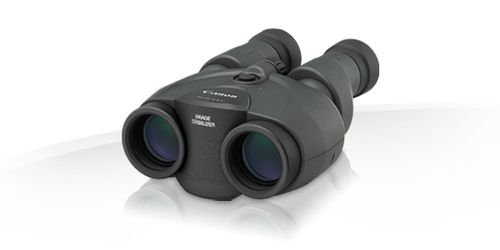 Canon Prismáticos 10x30 IS II Bird Watching