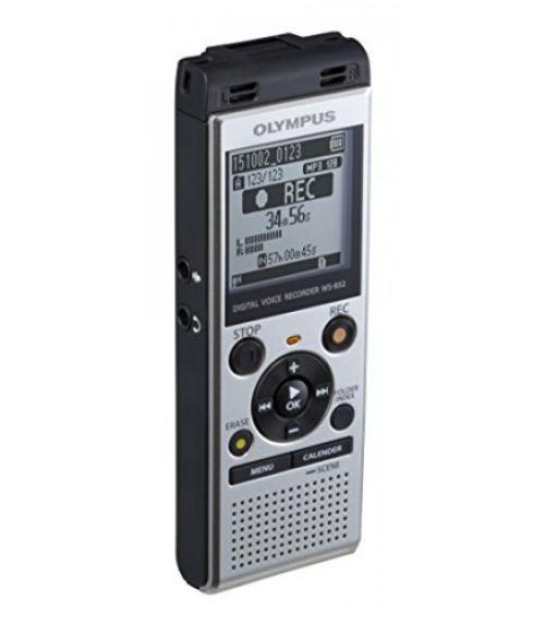 Grabadora digital Olympus WS-852 4GB plata