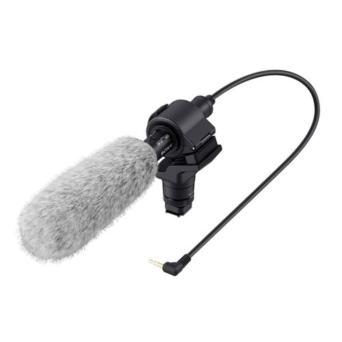 Micrófono Sony ECM-CG60 Shotgun Micrófono