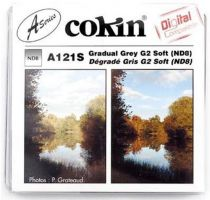 Comprar Filtros Cokin - Filtro Cokin Filter A121S Verlauf gris 2 ND 8