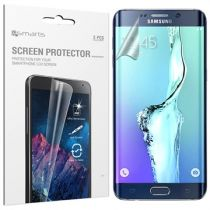 buy Galaxy S6 Edge + Accessories - Screen Protector for Samsung Galaxy S6 edge+  (2 pcs)