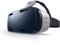 achat Accéssoires Galaxy S6  - Samsung Gear VR Lunettes SM-R322 by Oculus Blanc