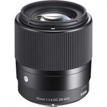achat Objectif pour Sony - Objetif Sigma DC 1,4/30 DN Sony E-Mount Contemporary