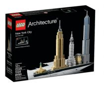 Comprar Lego - Lego Architecture 21028 New York City | 12+