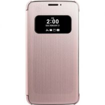 Étui LG Quick Circle Book-Cover CFV-160 G5,G5 SE Pink