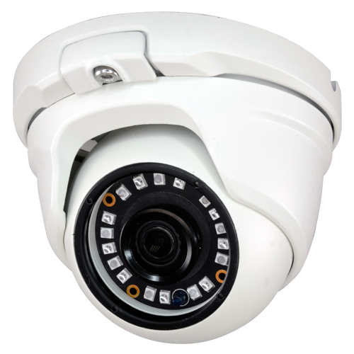 Caméra dôme HDTVI, HDCVI, AHD et Analogique Gamme ECO 1/2.7´´ OmniVisi