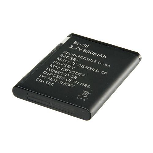 Chuango Batterie de secours Lithium Rechargeable 3.7 V 800 mAh Compati
