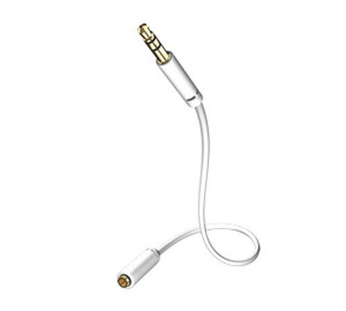 in-akustik Star Audio Cable extension 3,5 mm Klinke 5,0 m