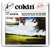 achat Filtre Cokin - Filtro Cokin Filter A121L Gradual grey 2 ND 2