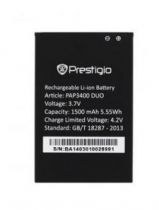 achat Smartphones Prestigio - BATTERIE PRESTIGIO PAP3400 DUO, P3400, 3400 DUO ORIGINAL