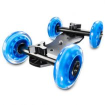 achat Fixation & Support - Reflex video - walimex pro Mini-Dolly DSLR