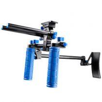 Comprar Sistema de soporte para vídeo - walimex pro Hand-Shoulder- Videotripod Cineast III