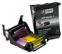 Comprar Consumibles POS - ZEBRA FITA CASSETE CORES 5 PAINEIS  ZXP1 (100